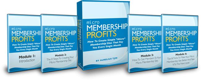 Micro Membership Profits Bundle