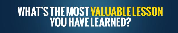 valuablelesson