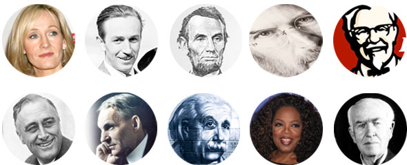 10 Famous Personalities