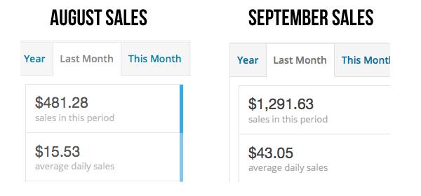 Niche Site Sales